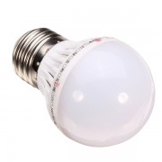 E27 1W LED Lamp met Wit Licht & Etc