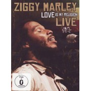 Video Delta Ziggy Marley - Love is my religion - Live - DVD