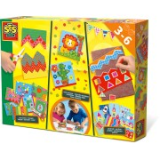 Super set de creativitate - SES (S14878)