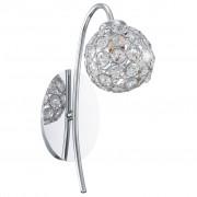 EGLO Crystal Wall Light Beramo 1 92568