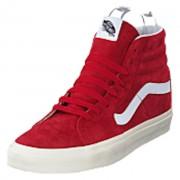 Vans Ua Sk8-hi Chili Pepper/true White, Shoes, röd, EU 40,5