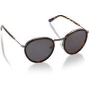 Gant Round Sunglasses(Black)