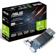 Asus NVIDIA GeForce GT 710 2Gb DDR5 64bit Graphics Card