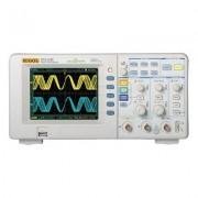 Digitális tárolós oszcilloszkóp 100mHz, Rigol DS1102E (122423)