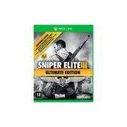 Game Sniper Elite 3: Ultimate Edition - Xbox One