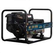 AGT 7501 KSBE Generator curent electric monofazat , putere 6,4 kVA