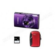 CANON Appareil Compact IXUS 285 HS Violet GARANTIE 2 ANS + Sac et Carte SD 4 Go