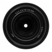 Sony 18-135mm 1:3.5-5.6 OSS (SEL18135) schwarz