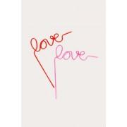 Sugrör LOVE
