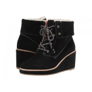 Kate Spade New York Areana Black Suede