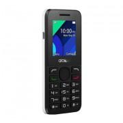Alcatel 1054X mobiltelefon, kártyafüggetlen, bluetooth-os, fm rádiós fekete - szürke