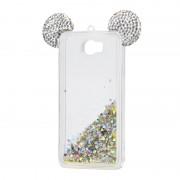 Shimmer Mouse Fluid Huawei Y5II/Y6II Compact srebrni