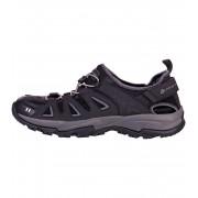 ALPINE PRO BATSU 2 Unisex letní obuv UBTN157990 černá 40