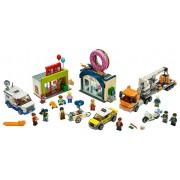LEGO® City 60233 Deschiderea unui magazin de gogoși