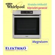 Whirlpool AKZ9 6230 IX beépíthető sütő, A+ energiaosztály , 6. érzék