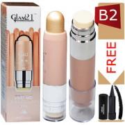 Glam21 Pro HD Highlighter Stick-CL1015-B2 With Free Adbeni Kajal