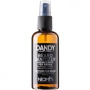 DANDY Beard Sanitizer spray dezinfectant pentru barbă leave-in 100 ml