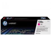 HP 128A magenta LaserJet-tonerkassett, original