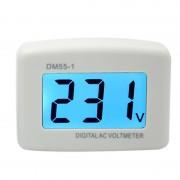 Digitalni LCD voltmetar za mrežni napon