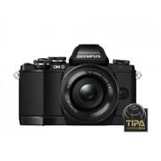 Olympus Máquina Fotográfica Mirrorless E-M10 14-42mm EZ (16.1 - Sensor: Micro 4/3 - ISO: 100 a 25600)