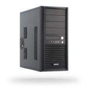 "CHIEFTEC CH-09B-U3-OP, Smart Series, 4x5.25"", 5x3.5"", ATX, black"