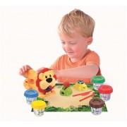 PlayGo plastelin set Životinje iz džungle