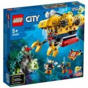 Конструктор Лего Сити - Изследователска подводница, LEGO City Oceans, 60264