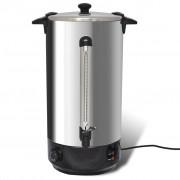 vidaXL Caldeira eletrica para ferver vinho 25 L