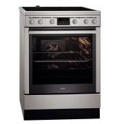 AEG 47056VS-MN Freestanding Ceramic Stainless steel