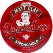 Dapper Dan Matt Clay 100ml - Strong Hold