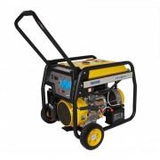 Generator de curent electric Stager FD 6500E, 5500 W, monofazat, benzina, pornire electrica