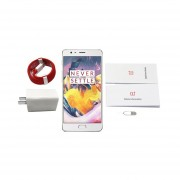 OnePlus 3T3010 Un Teléfono Móvil Inteligente LTE 6GB RAM Dual Sim 5.5 Pulgadas Pantalla FHD Gold