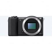 Aparat foto Mirrorless Sony Alpha A5100, 24.3MP, Body, Negru