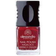 Alessandro Velvet Red Nagellack 5 ml
