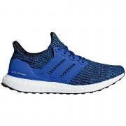 adidas Ultra Boost Running Shoes - Hi Res Blue/FTWR White - UK 12 - Blue