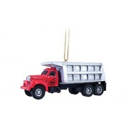 "First Gear 3"" Long Mack Trucks, Inc. Mack B-Series Dump Truck Ornament (#90-0318)"