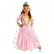 Детски карнавален костюм Rubies Принцеса с LED светлинки, 2 налични размера, 885276