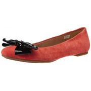Clarks Women's Coral Suede Leather Pumps - 6 UK
