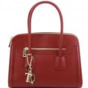 Италианска чанта от естествена кожа TL KeyLuck TL141285