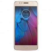 Telefon Mobil Motorola Moto G5S, 32GB Flash, 3GB RAM, Dual SIM, 4G, Gold
