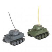 R/C Battling Micro Tanks