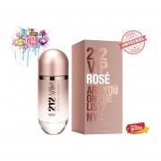 Fragancia Carolina Herrera 212 VIP Rose Eau de Parfum 80ml