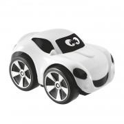 Chicco Turbo Touch Walt mini De Coches De Carreras Color Blanco