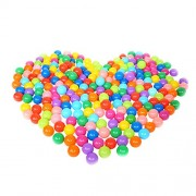 TOYMYTOY 100PCS 5.5CM Kids Ball Plastic Ball Pit Balls for Babies Kids Children Birthday Parties Pool Tent Ocean Swim Toys Ball