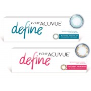Acuvue 1-DAY Define 30 buc.