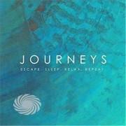 Video Delta V/A - Journeys-Escape. Sleep. Relax. Repeat. - CD