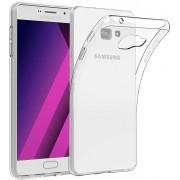 Samsung Galaxy A5 (2017) hoesje - Soft TPU case - transparant