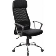 Scaun de birou Atelier Inia ergonomic mesh negru