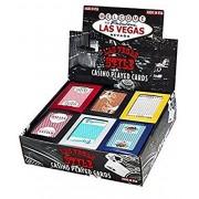 Bazic Stationery 2FBangkit USA Corporation Genuine Casino Played Decks of Playing Cards (2 Decks)