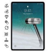 iPad Pro 12.9 (2018) Glazen Screenprotector - 9H, 0.3mm - Doorzichtig
